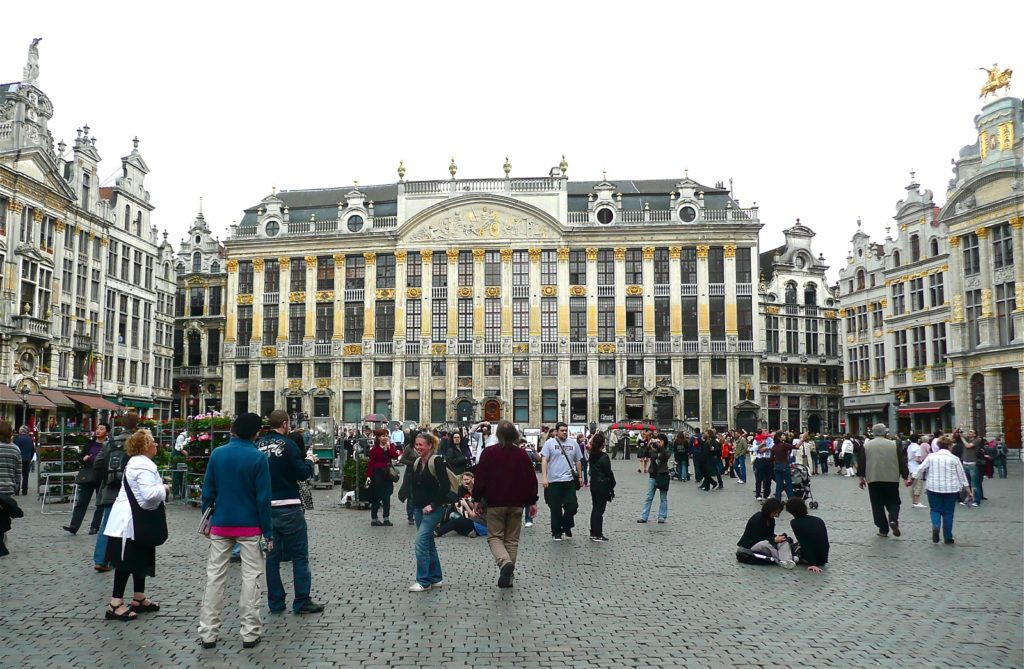 Grand-Place de Bruxelas